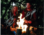 Hannah Spearritt and Andrew Lee Potts, Primeval......